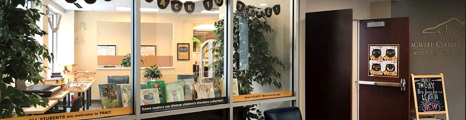 TRAC – Teacher Resource & Activity Corner
