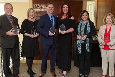 BCOE honors inaugural Hall of Famers