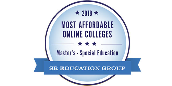 Most Affordable Online College in Master's Special Education