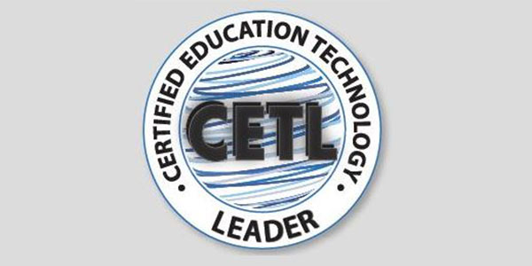 Certified Education Technology Leader